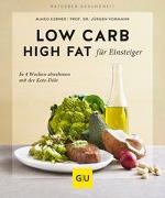 Cover-Bild zu Vormann, Jürgen: Low Carb High Fat für Einsteiger