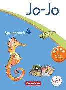 Cover-Bild zu Brunold, Frido: Jo-Jo Sprachbuch, Allgemeine Ausgabe 2011, 4. Schuljahr, Schülerbuch
