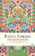 Cover-Bild zu Coelho, Paulo: Begegnungen - Buch-Kalender 2021