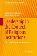 Cover-Bild zu Leadership in the Context of Religious Institutions von Müller-Stewens, Günter (Hrsg.)
