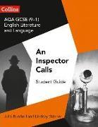 Cover-Bild zu Gould, Mike: GCSE Set Text Student Guides - Aqa GCSE English Literature and Language - An Inspector Calls