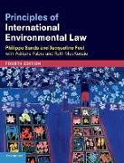 Cover-Bild zu Peel, Jacqueline: Principles of International Environmental Law