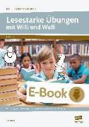 Cover-Bild zu Lesestarke Übungen mit Willi und Walli (eBook) von Kucera, Pia
