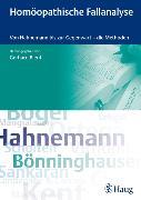 Cover-Bild zu Homöopathische Fallanalyse (eBook) von Bleul, Gerhard (Hrsg.)
