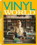 Cover-Bild zu Hauffe, Dr. Thomas: Vinyl World