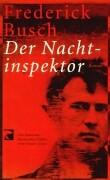 Cover-Bild zu Busch, Frederick: Der Nachtinspektor