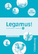 Cover-Bild zu Möltgen, Peter: Legamus! Lateinisches Lesebuch 2. Lehrermaterialien mit CD-ROM
