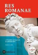 Cover-Bild zu Funke, Peter: Res Romanae. Neue Ausgabe. Literatur und Kultur im antiken Rom. Schülerbuch