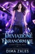 Cover-Bild zu Deviazione Paranormale (La serie di Sasha Urban, #5) (eBook) von Zales, Dima