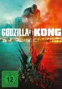 Cover-Bild zu Godzilla vs. Kong von Kyle Chandler (Schausp.)