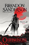 Cover-Bild zu Sanderson, Brandon: Oathbringer