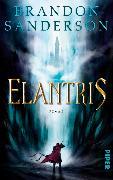 Cover-Bild zu Sanderson, Brandon: Elantris (eBook)