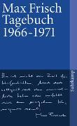 Cover-Bild zu Frisch, Max: Tagebuch 1966-1971