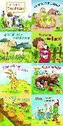 Cover-Bild zu diverse: Pixi-Box 273: Pixis liebste Tierkinder (8x8 Exemplare)