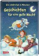 Cover-Bild zu Blase, Tina: VORLESEMAUS: Die schönsten 3-Minuten Geschichten für eine gute Nacht