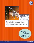 Cover-Bild zu Spektroskopie - Bafög-Ausgabe von Lambert, Joseph B.