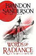 Cover-Bild zu Sanderson, Brandon: Words of Radiance Part Two