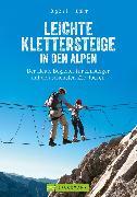 Cover-Bild zu Hüsler, Eugen E.: Leichte Klettersteige in den Alpen (eBook)