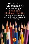 Cover-Bild zu Wörterbuch der Synonyme und Antonyme von Bulitta, Erich