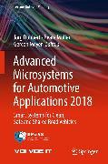 Cover-Bild zu Advanced Microsystems for Automotive Applications 2018 (eBook) von Dubbert, Jörg (Hrsg.)