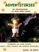 Cover-Bild zu Adventstories (eBook) von Müller-Guthof, Beate