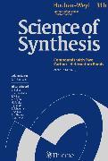 Cover-Bild zu Science of Synthesis: Houben-Weyl Methods of Molecular Transformations 31b (eBook) von Aitken, R. Alan