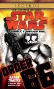 Cover-Bild zu Traviss, Karen: Order 66: Star Wars Legends (Republic Commando)