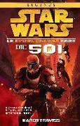 Cover-Bild zu Traviss, Karen: Star Wars Imperial Commando - Die 501