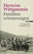 Cover-Bild zu Wittgenstein, Hermine: Familienerinnerungen