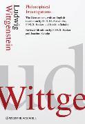Cover-Bild zu Wittgenstein, Ludwig: Philosophical Investigations
