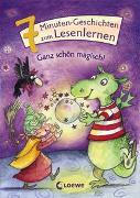 Cover-Bild zu Leselöwen - Das Original - 7-Minuten-Geschichten zum Lesenlernen - Ganz schön magisch!