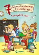 Cover-Bild zu Leselöwen - Das Original - 7-Minuten-Geschichten zum Lesenlernen - Schulspaß für alle!