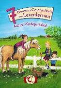 Cover-Bild zu Leselöwen - Das Original: 7-Minuten-Geschichten zum Lesenlernen - Auf ins Pferdeparadies! von Loewe Erstlesebücher (Hrsg.)
