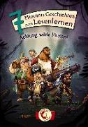 Cover-Bild zu Leselöwen - Das Original: 7-Minuten-Geschichten zum Lesenlernen - Achtung, wilde Piraten! von Loewe Erstlesebücher (Hrsg.)
