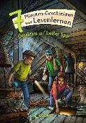 Cover-Bild zu Leselöwen - Das Original - 7-Minuten-Geschichten zum Lesenlernen - Detektive auf heißer Spur von Loewe Erstlesebücher (Hrsg.)