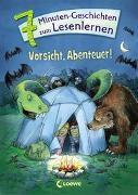 Cover-Bild zu Vorsicht, Abenteuer!