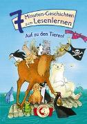 Cover-Bild zu 7-Minuten-Geschichten zum Lesenlernen - Auf zu den Tieren!
