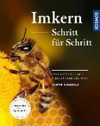 Cover-Bild zu Imkern Schritt für Schritt von Bienefeld, Kaspar