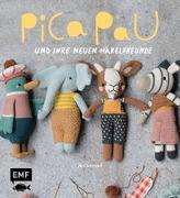 Cover-Bild zu Schenkel, Yan: Pica Pau und ihre neuen Häkelfreunde