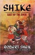Cover-Bild zu Shea, Robert: Last of the Zinja