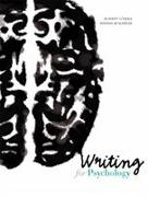 Cover-Bild zu McKenzie, Wendy (Monash University): Writing for Psychology