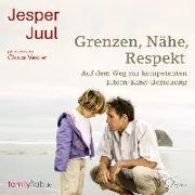 Cover-Bild zu Juul, Jesper: Grenzen, Nähe, Respekt