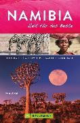 Cover-Bild zu Karl, Roland F.: Bruckmann Reiseführer Namibia: Zeit für das Beste (eBook)