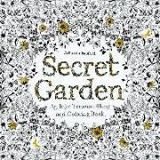 Cover-Bild zu Basford, Johanna (Illustr.): Secret Garden