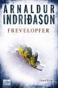 Cover-Bild zu Indriðason, Arnaldur: Frevelopfer