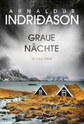 Cover-Bild zu Indriðason, Arnaldur: Graue Nächte