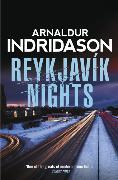Cover-Bild zu Indridason, Arnaldur: Reykjavik Nights
