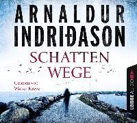 Cover-Bild zu Indriðason, Arnaldur: Schattenwege