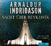 Cover-Bild zu Indriðason, Arnaldur: Nacht über Reykjavík