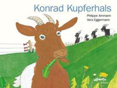 Cover-Bild zu Ammann, Philippe: Konrad Kupferhals